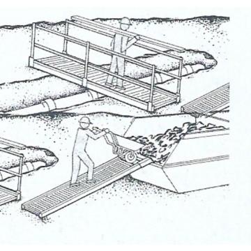Rampas Para Carretillas De Construcci N Fruterias