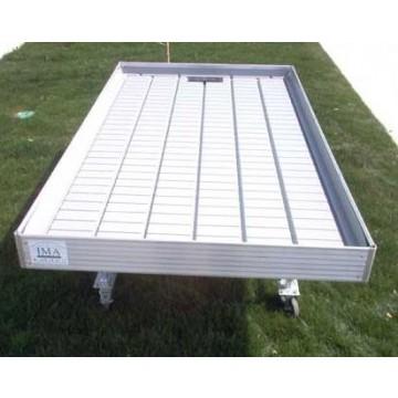 Mesas de cultivo para invernaderos invernaderos y for Organizacion de viveros