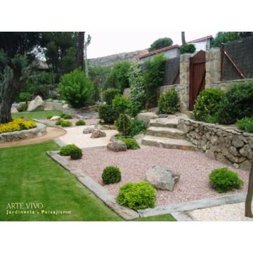 Proyectos y obras de jardiner a y paisajismo servicios for Servicios de jardineria y paisajismo