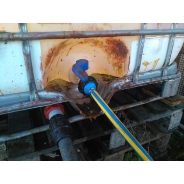 Adaptadores para depositos ibc de 1000 litros dep sitos for Depositos de 1000 litros