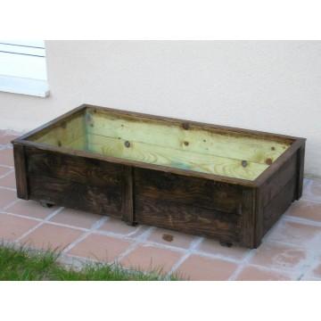 Jardineras de madera macetas y jardineras 3023612 for Jardineras verticales de madera