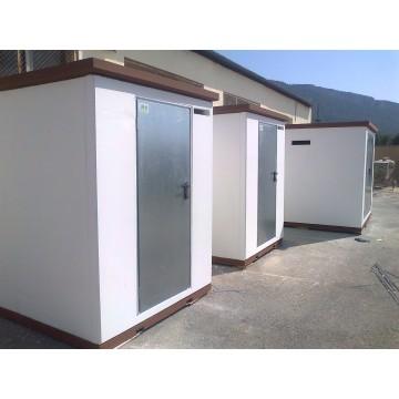 Casetas prefabricadas de hormigon carpas hangar y - Prefabricadas de hormigon ...