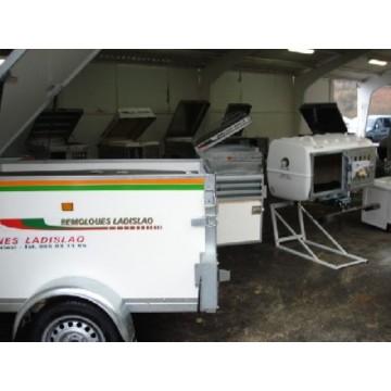 Fotos de remolques feria en espa a 3036978 agroterra - Minicasas en espana ...