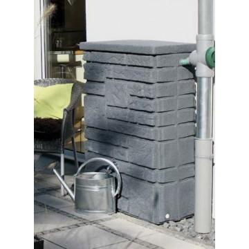 Dep sito decorativo de recogida de aguas pluviales modelo for Deposito agua pluvial