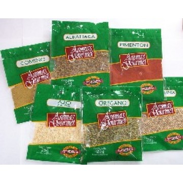 Especias arom ticas condimentos mezcla de hierbas for Cultivo de plantas aromaticas y especias