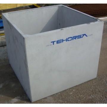 Dep sito prefabricado de hormigon armado dep sitos for Prefabricados de hormigon precios