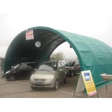 Cobertizos carpas hangar y garajes 3036971 agroterra for Precio cobertizos prefabricados