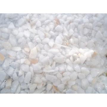Marmolina blanca triturado fino bolsa 25 kg arena y for Bolsa de piedras decorativas