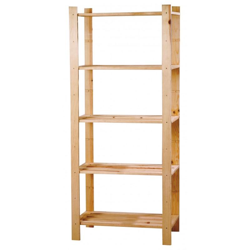 C mo decorar ais la habitaci n de una persona de 24 a os - Estanterias de madera para libros ...