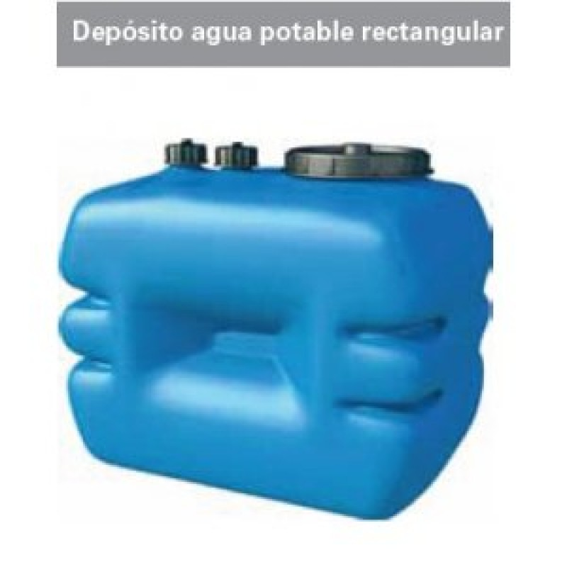 Foto de dep sito de agua potable de plastico litros for Depositos de plastico