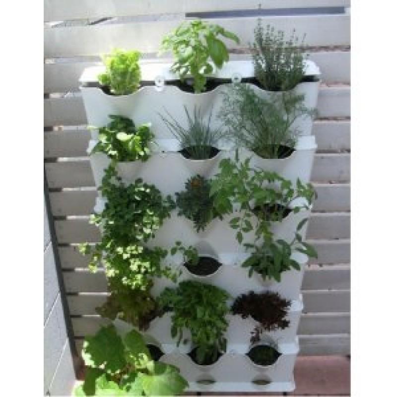 macetas para jardin vertical
