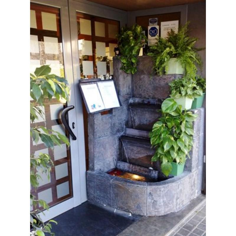 Fuentes de agua decorativas interior sueos de jardin for Fuentes decorativas de interior