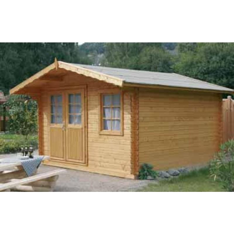 Casitas de madera para jard n imagui for Casas de madera para jardin baratas