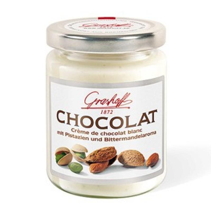 Crema Chocolate Blanco Crema de Chocolate Blanco Con