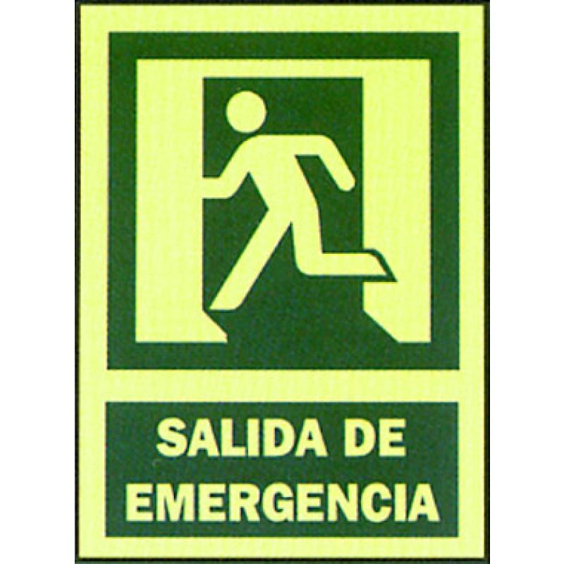 Salidas Emergencia Salida de Emergencia Con
