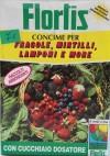 ABONO Fresas, Arándanos, Frambueso y MORAS
