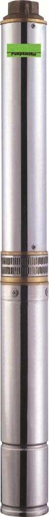 Electrobomba Omega Gran Profundidad 100Qjd212