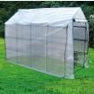 Foto de Invernadero con Estructura Acero Plastificada