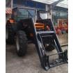 Foto de Tractor Renault 851.4 con PALA