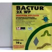 Foto de Bacillus Thurigiensis Var. Kurstaki 32 M.u.i. Bactur 2xWP, Envase 10 Grs