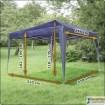 Foto de Carpa de Jardin 3x3 Metros - Montaje Rapido - SIN Herramientas