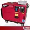 Foto de Generador Electrico 5000W - Diesel - Arranque Electrico + ATS