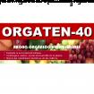 Foto de Orgaten-40 Abono Orgánico-Hidrosoluble. Depósito de 1250 Kilos