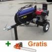 Foto de Rajadora 32 Ton Gasolina V/H + Motosierra 52 Cc Gratis