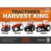 Foto de Tractores Harvest King (4X4) Cert. Ocima