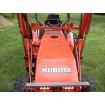 Foto de Kubota B21 Tlb Backhoe Tractor-Chargeur 21 Hp Diesel 4X4 Hydrostatique