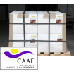 Foto de Palet al 50% de Bioestimulante Ecológico Trama y Azahar B-2 y Fe-2, Abono CE. Sin Hormonas. Certificado CAAE. 16 Cajas de 12 Botellas X 1 Kg