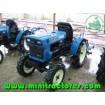 Foto de Mini Tractor Iseki Tx1500, 15 Cv, 4x4 con Rotabator