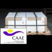 Foto de Bioestimulante Ecológico Trama y Azahar Fe-2, ABONO CE. Certificado CAAE.  Palet de 8 Cajas de 12 Botellas X 1 Kg