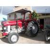 Foto de Tractores Ferguson y Cosechadoras Class