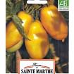 Foto de Tomate Ecológico Platano. Banana Leggs. 0,12 GR. 30 Semillas. Tomate Amarillo.