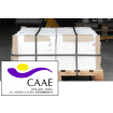 Foto de Bioestimulante Ecológico Trama y Azahar Fe-2, Abono CE. Certificado CAAE.  Palet de 8 Cajas de 4 Garrafas X 5 Kg