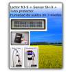 Foto de Medidor de Humedad de Suelos 3 Niveles - Measure Instruments