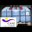 Foto de Palet al 50% de Bioestimulante Ecológico Trama y Azahar B-2 y Fe-2, Abono CE. Certificado CAAE. 14 Garrafas X 20 Kg