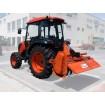 Foto de Rotovator Zomax  Mod. Zm Rt150 Hidraulico Ideal Tractores Fruteros y Articulados Media Potencia