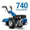 Foto de Motocultor BCS 740 Powersafe®