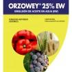 Foto de Orzowey 25% EW, Fungicida Sistémico de Amplio Espectro Proplan