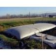 Cisterna Flexible para Purines Porcinos de Tejido de Poliéster Trenzado