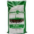 Palet de Abono Natural Concentrado Compost Galicia en Sacos de 50L