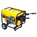 Generador Eléctrico de Gasolina 3.500 W Trif...
