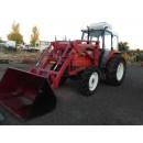 Tractor Usado Kubota M7950Dt AÑO 90 con PALA