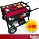 Generador Electrico Berlan 6500W - Gasolina...