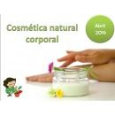 Curso Cosmetica Natural Corporal