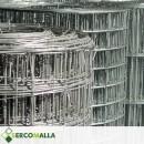 Malla Electrosoldada 50 X 50 X 1,00 - 2,0 Mm