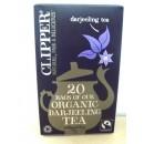 Té Darjeeling Orgánico Clipper 20 Bolsas