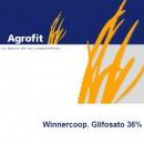 Winnercoop Glifosato 36% Envase de 10 Litros